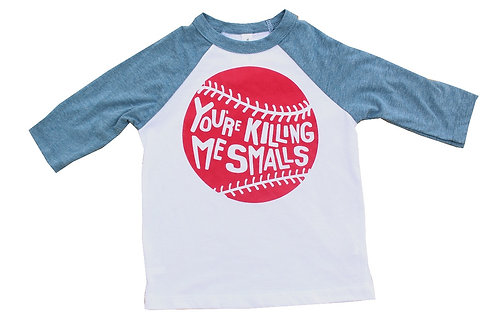 You're Killing Me Smalls Youth