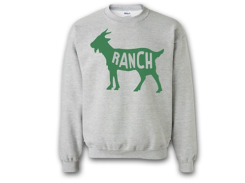 Goat Ranch Grey Sweatshirt