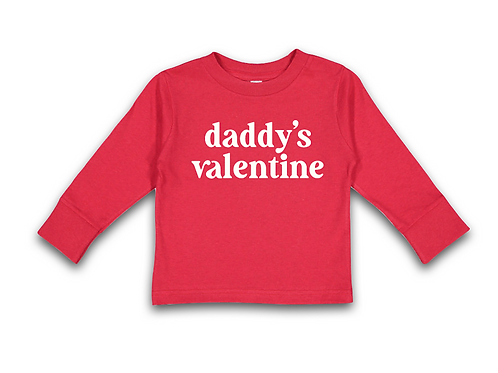 Daddy's Valentine