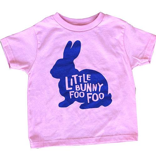 Little Bunny Foo Foo Girl