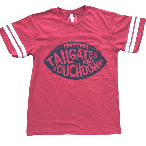 Tailgates & Touchdowns Jersey