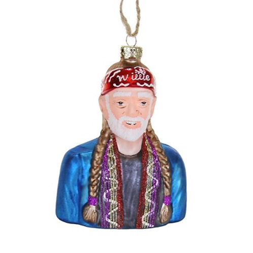 Willie Ornament