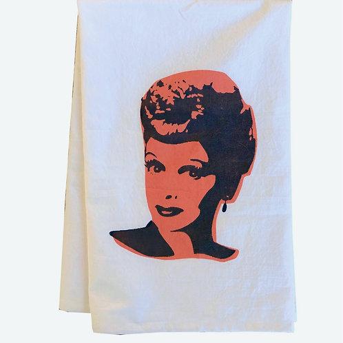 Lucille Ball Towel