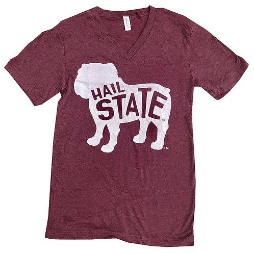 Hail State V-neck