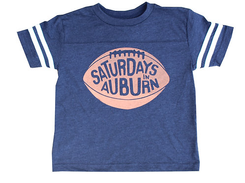 Saturday in Auburn Kid