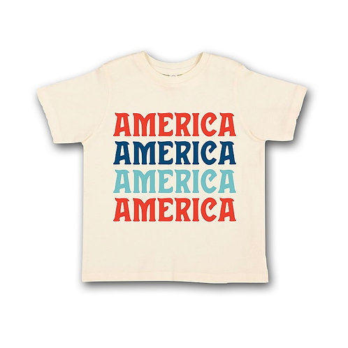 America Repeat kid