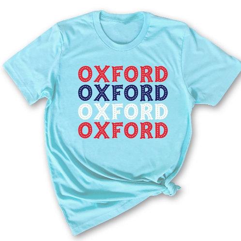 Oxford Vegas Blue