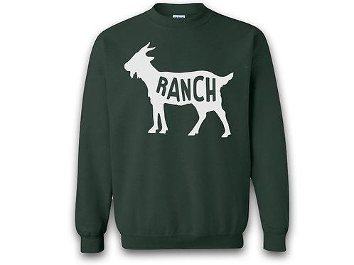 Goat Ranch Forest Sweatshirt Kid