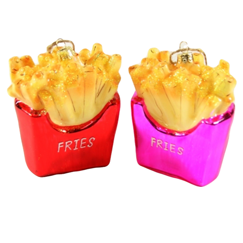 Fries Ornament