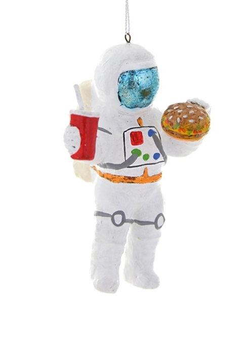Astronaut Junk Food Ornament