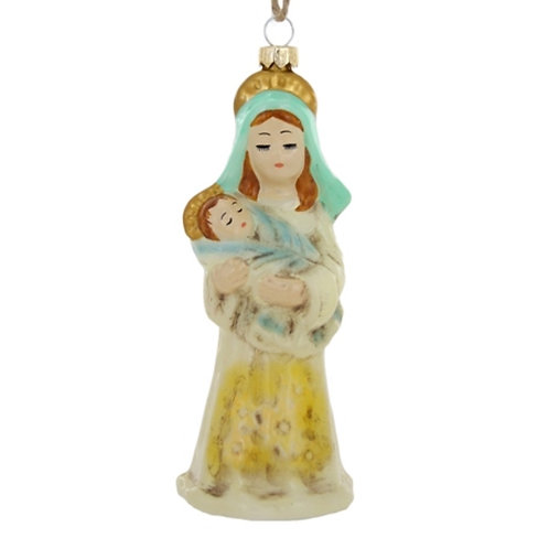 Mary and Baby Jesus Ornament