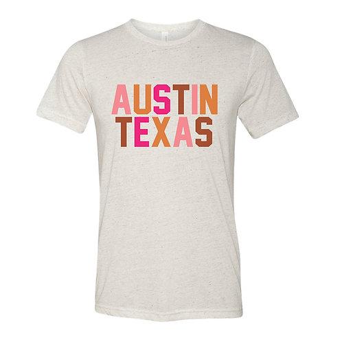Austin Texas Block