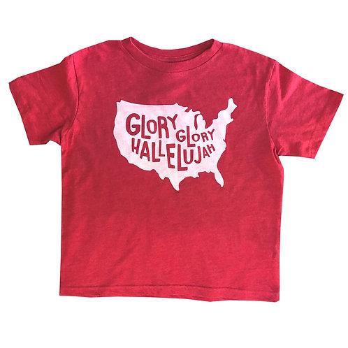 Glory Glory Hallelujah Kid