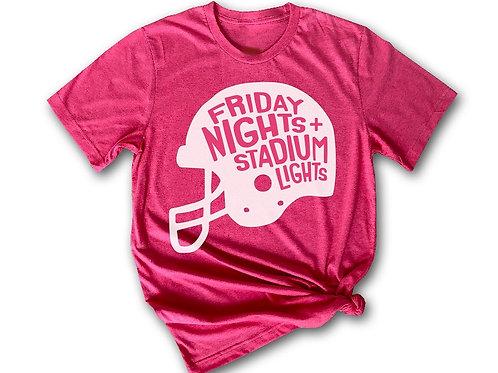 Friday Nights Stadium Lights