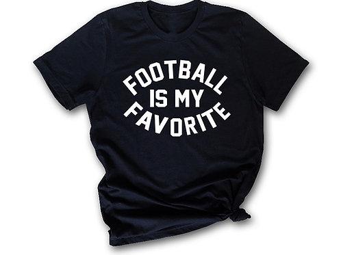 Football is my Favorite