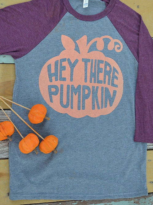 Hey There Pumpkin Adult