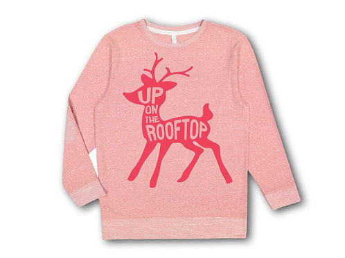 Up on the Rooftop Sweater