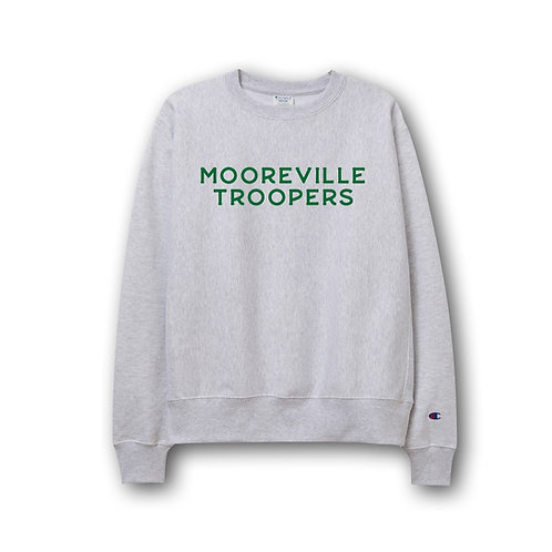 Mooreville Troopers Champion Sweatshirt