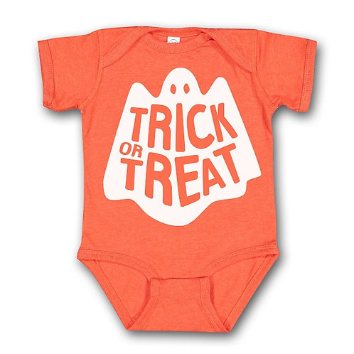 Trick or Treat Onesie
