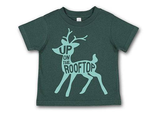 Up on the Rooftop Kid