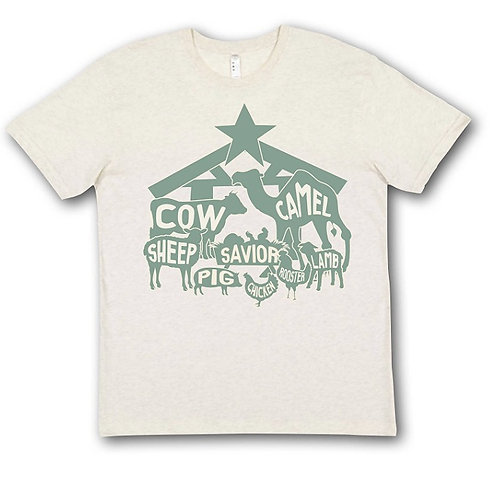 Nativity Short Sleeve