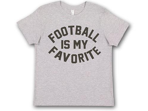 Football is my Favorite Kid