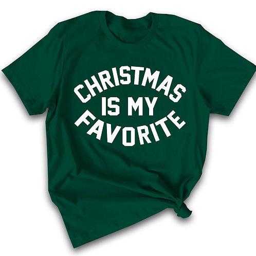 Christmas is my Favorite