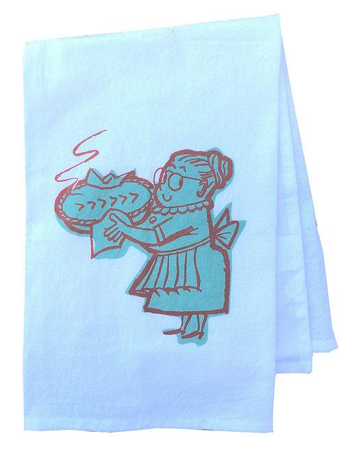 Granny Pie Towel