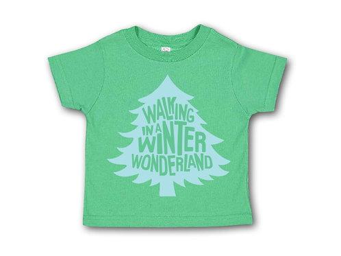 Winter Wonderland Kid