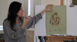 Instruction in Pastel, Drawing & Oil