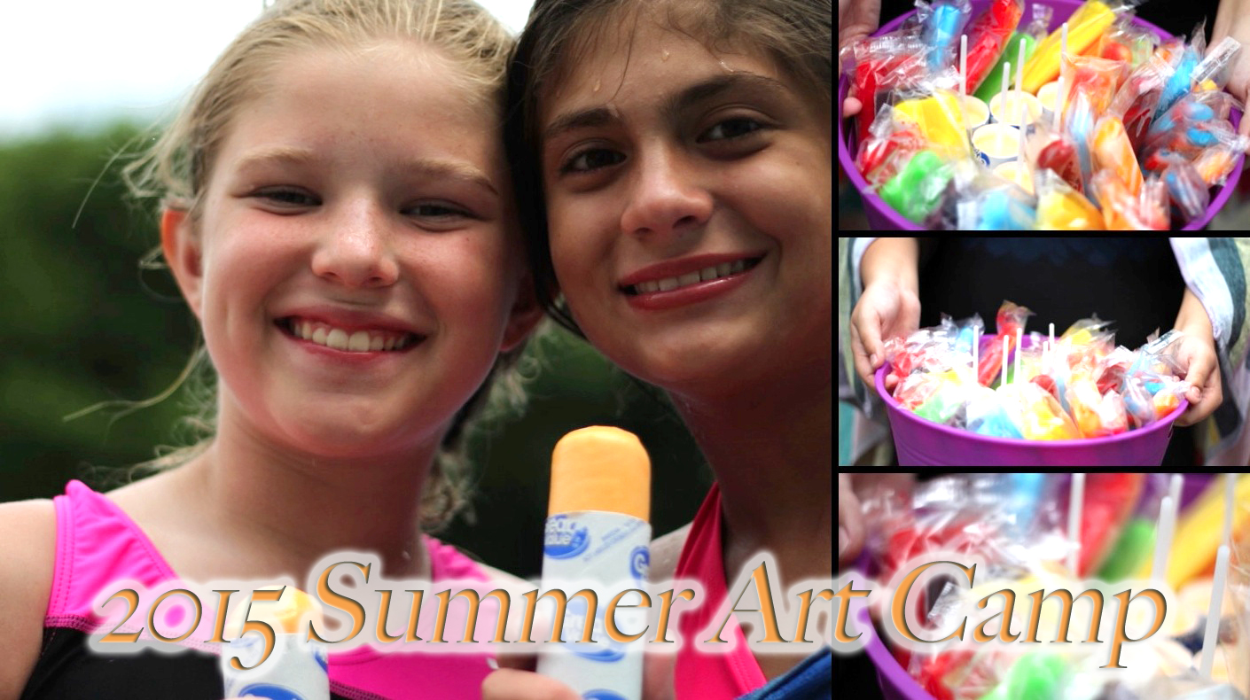 2017 Art Camp Dates to be announced