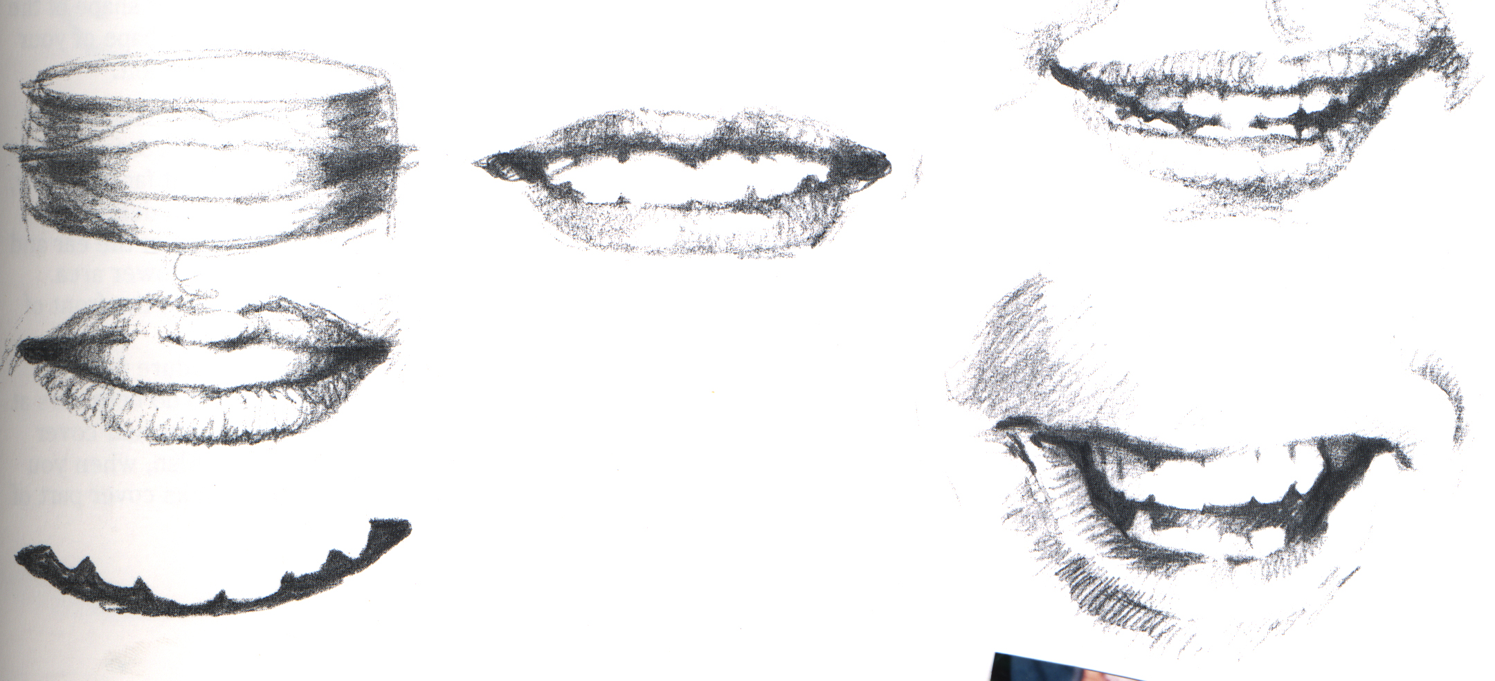 17. Drawing the MOUTH