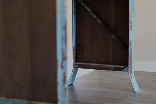 Vintage Metal Table Legs