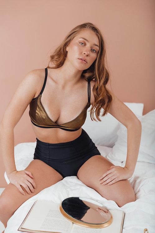 Top Meg Dourado
