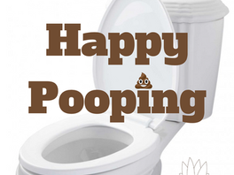 How to have Happy Poops