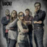 Das offizielle Bandfoto der Lucky Losers