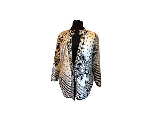 DAISY KNITS Angora Coat - Size:  All