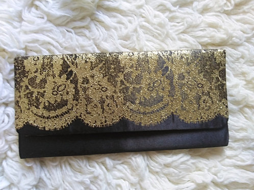 Satin Evening Bag