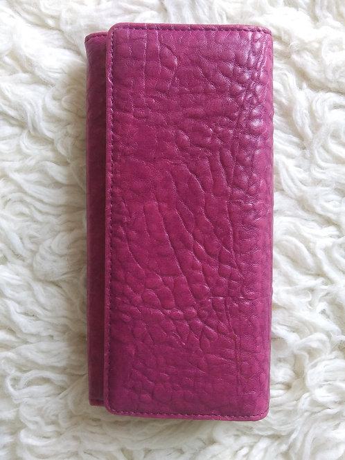 Fuschia Clutch/Wallet