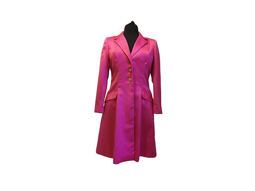 JOY CHERRY (Toronto) Dress Coat - Size:  Medium/Large