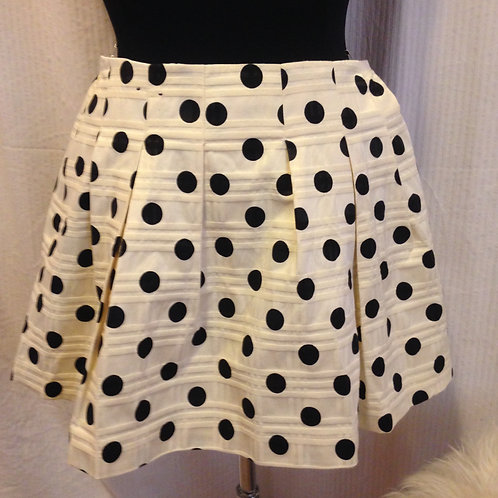 Banana Republic Polka Dot Skirt