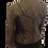 Thumbnail: Diagonal Patterned Brown Jacket