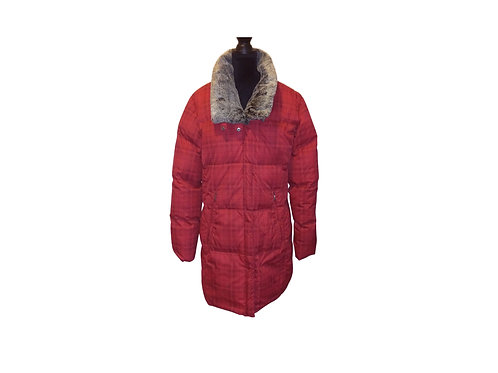 COLUMBIA Long Down Parka - Size:  Large