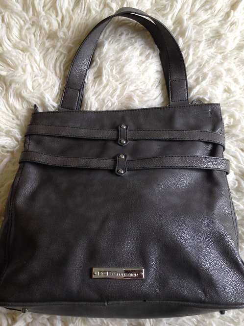 BCBG Large Vegan Leather Tote