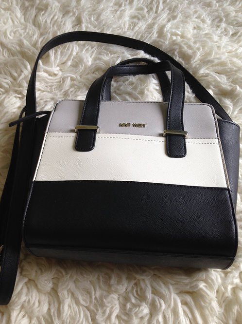 NINE WEST Vegan Leather Handbag