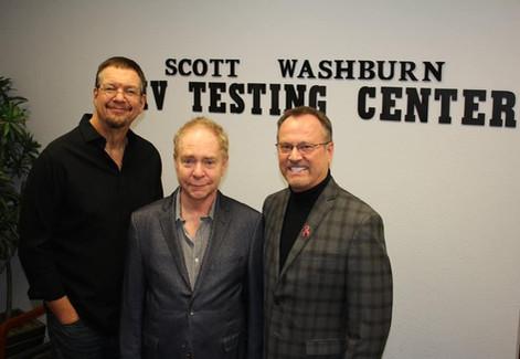 Penn & Teller with Scott Washburn
