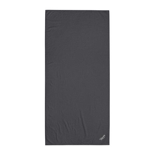 Vassaliki Grey cotton towel