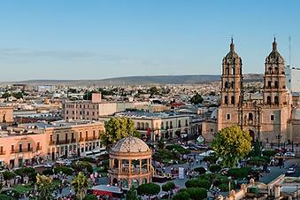 Comprehensive Urban Mobility Plan of Durango, Mexico