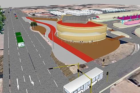 Estudio de Impacto Vial y Compatibilidad Urbanística por la construcción de un Parque Industrial en el Municipio de Apaseo El Grande, Estado de Guanajuato
