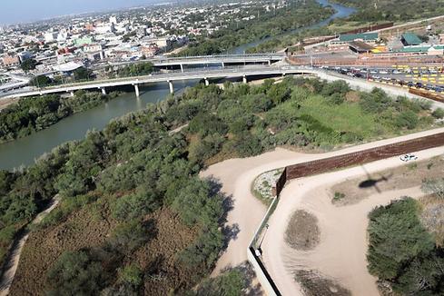 Valoración de activos de 12 puentes fronterizos en las fronteras sur y norte de México